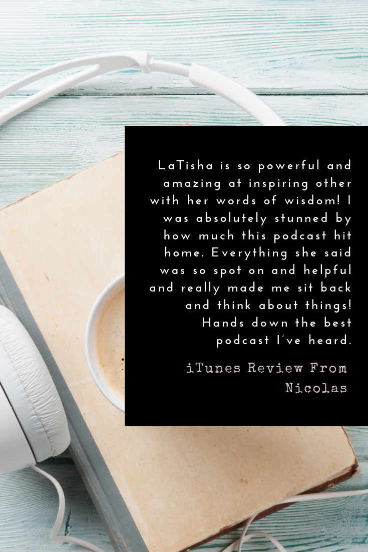 What People Are Saying About From the Front Row With LaTisha Cotto