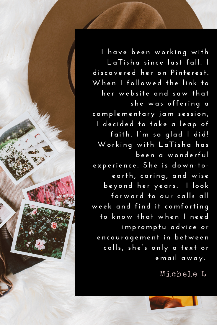 LaTisha Cotto Testimonial