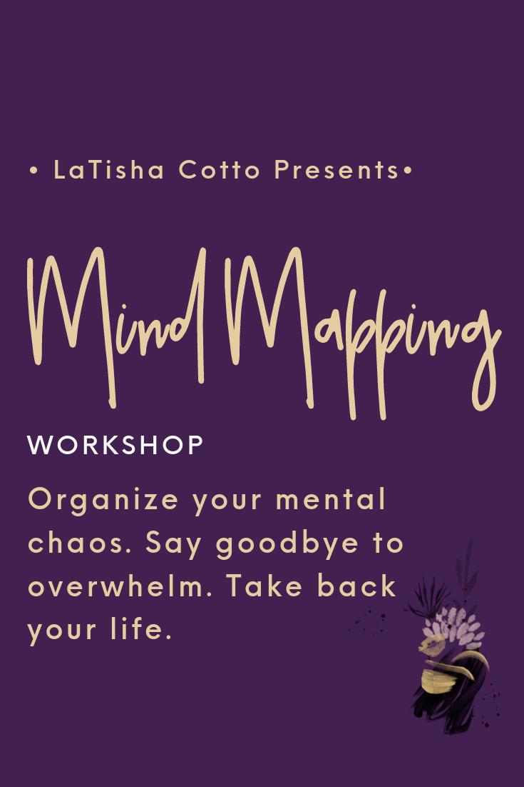 LaTisha Cotto Presents Mind Mapping Workshop