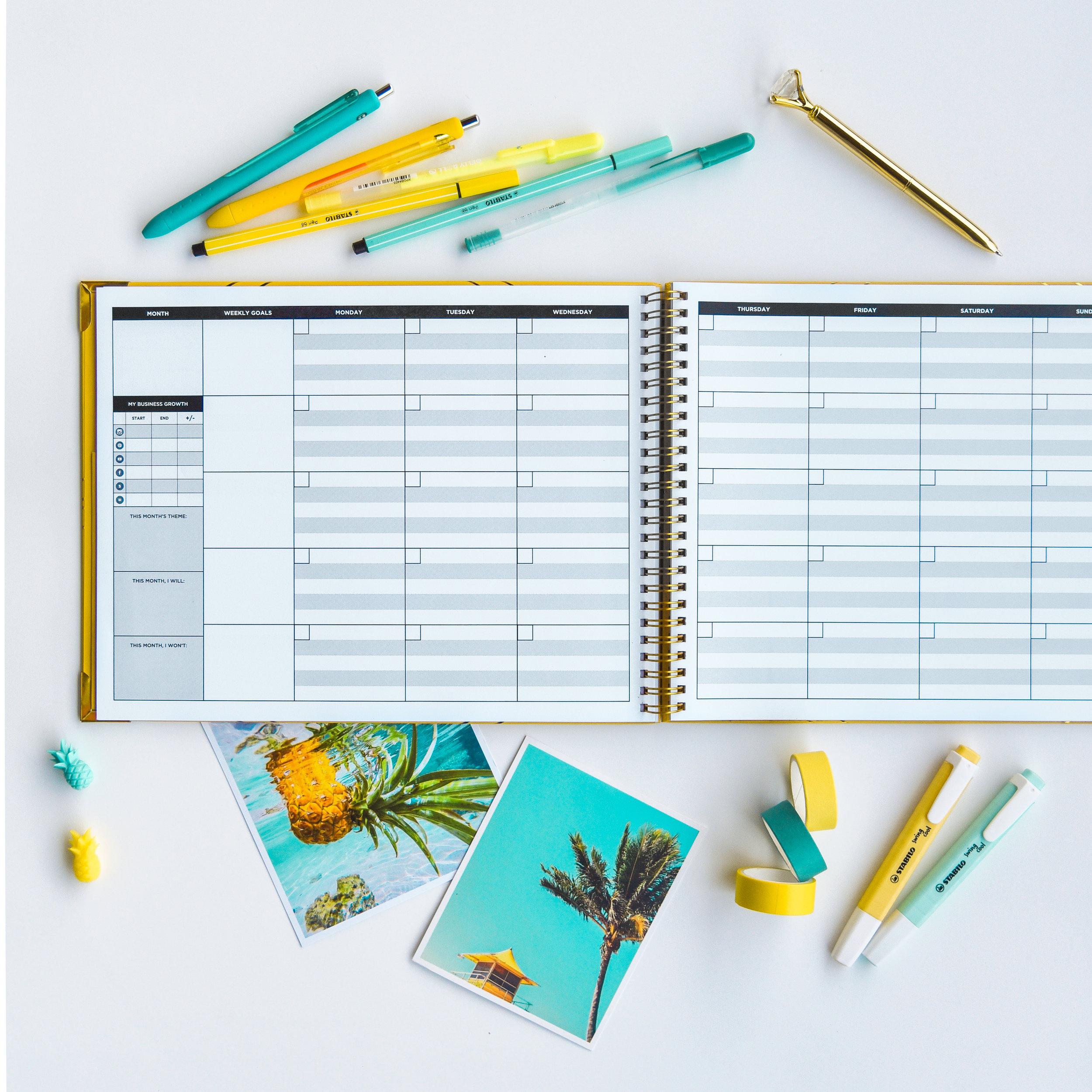 See why 218 people have given this planner a 5 Star Rating.