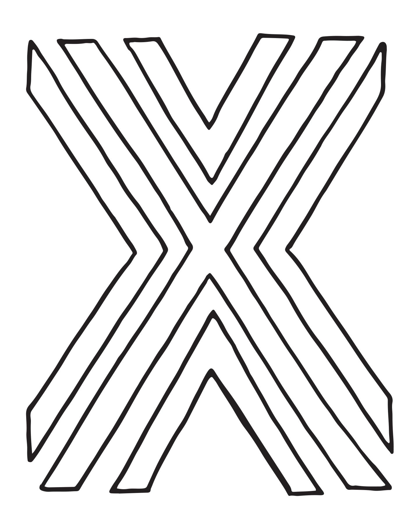 X-letterartchallenge.jpg