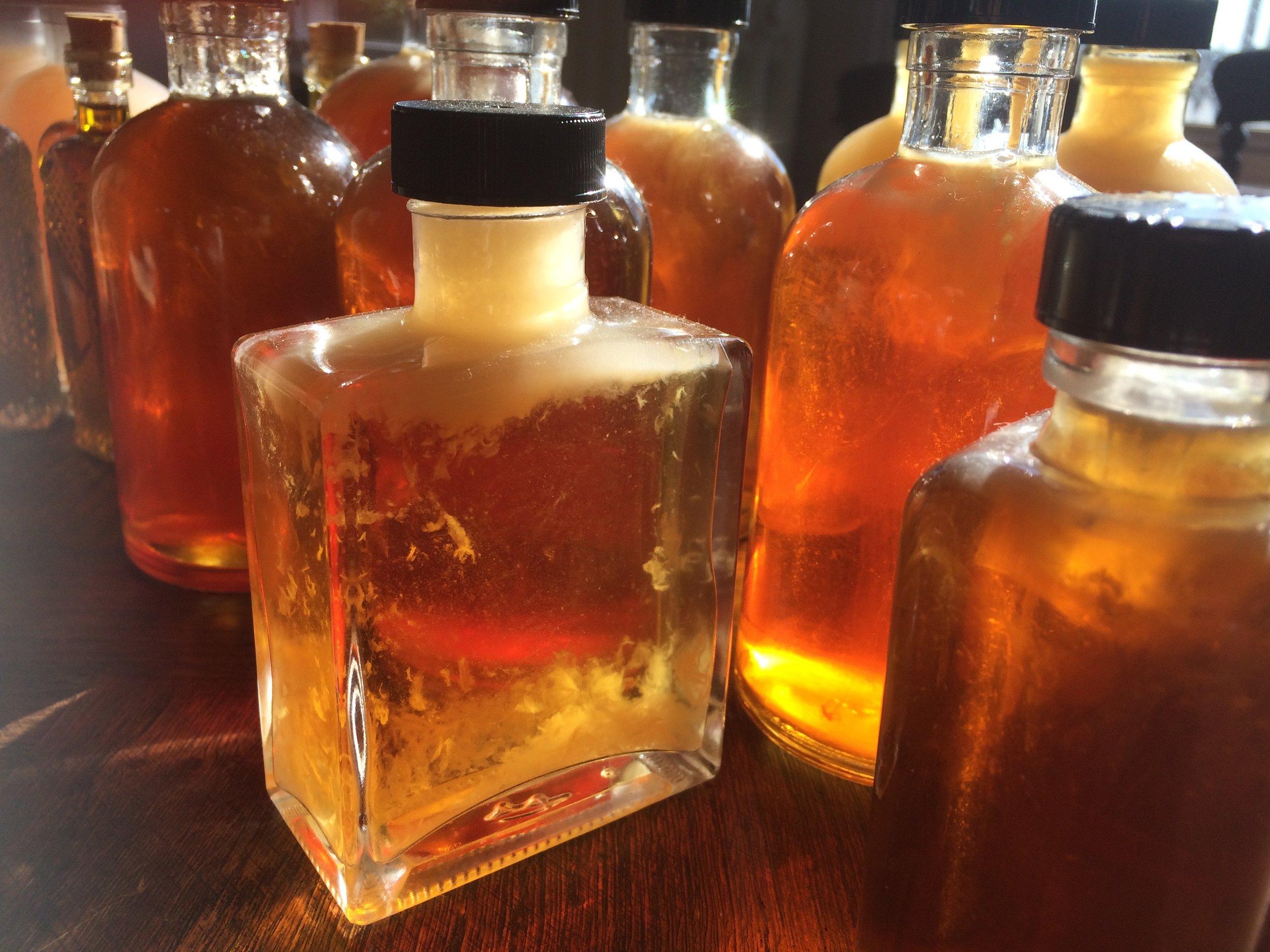 Raw Wild Honey Shampoos, Wild Neem Honey, Wild Canadian Honey, Wild African Honey limited series Spring 2016