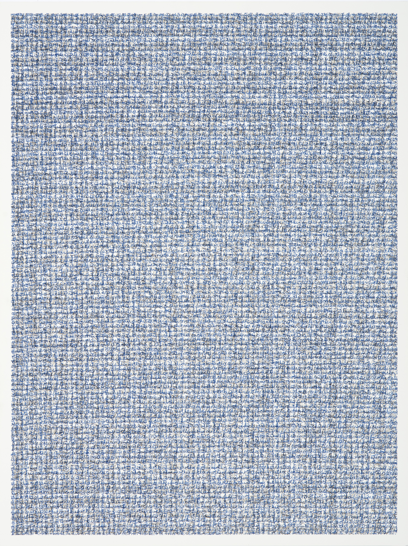 "motherfucker, 2017 | ink on panel | 24"" x 18"" x 1"""