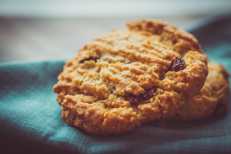 Harvest Oatmeal Raisin Cookie