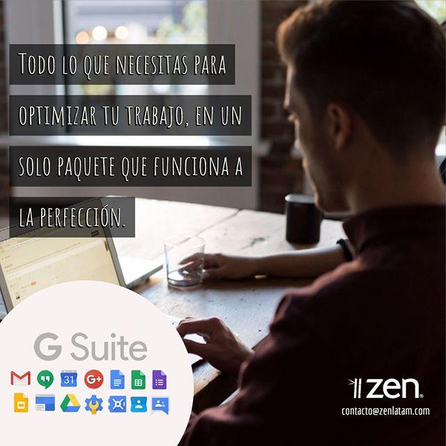 Cada día son más las personas que se unen a la plataforma #GSuite. ¡Qué esperas!, sé parte de un sistema que conecta y potencia la innovación en tu empresa 👍.