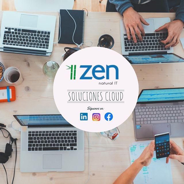 Todo lo que necesitas para hacer crecer tu negocio, #Businessintelligence, #Servicedesk, #Support, #CRM, #Analytics, ¡en la nube!.. aquí en #zen 👈