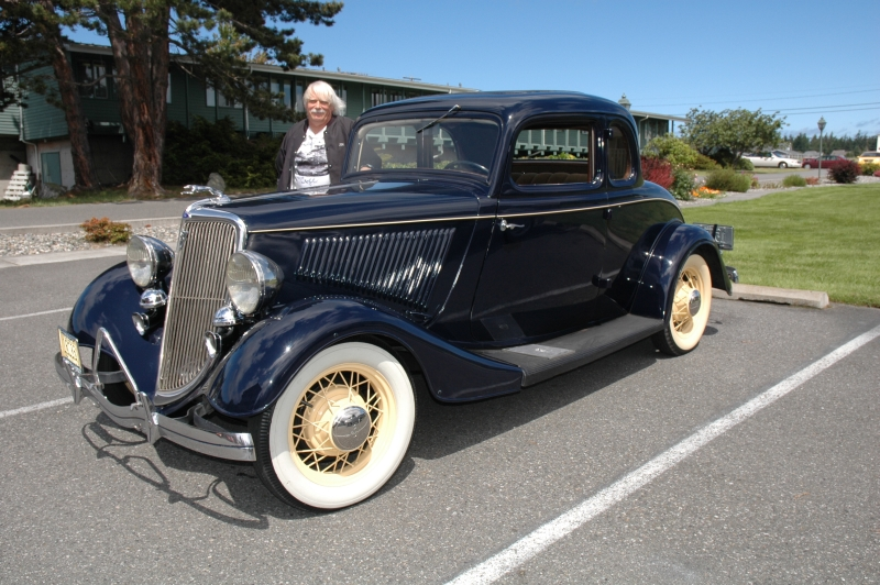Jim & Carole Croft - 1934 Ford