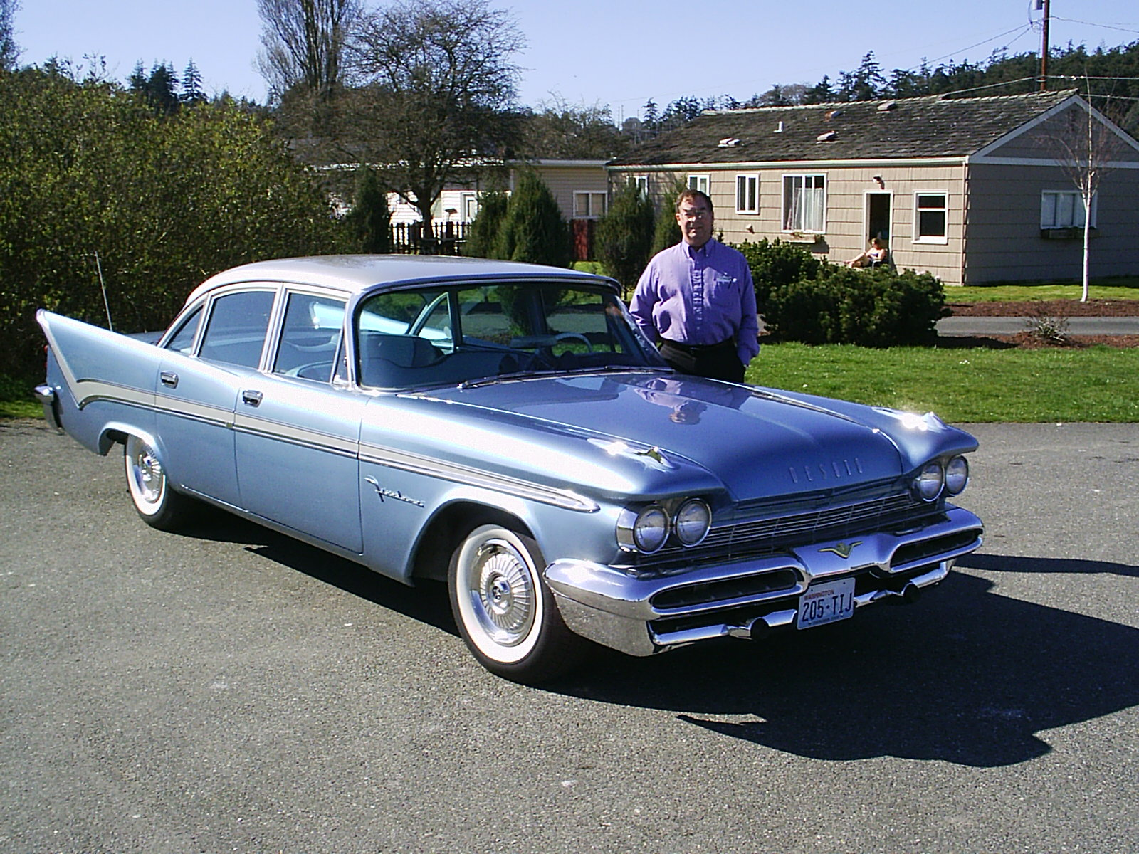 Barrett Taft 1959 DeSoto Firedome