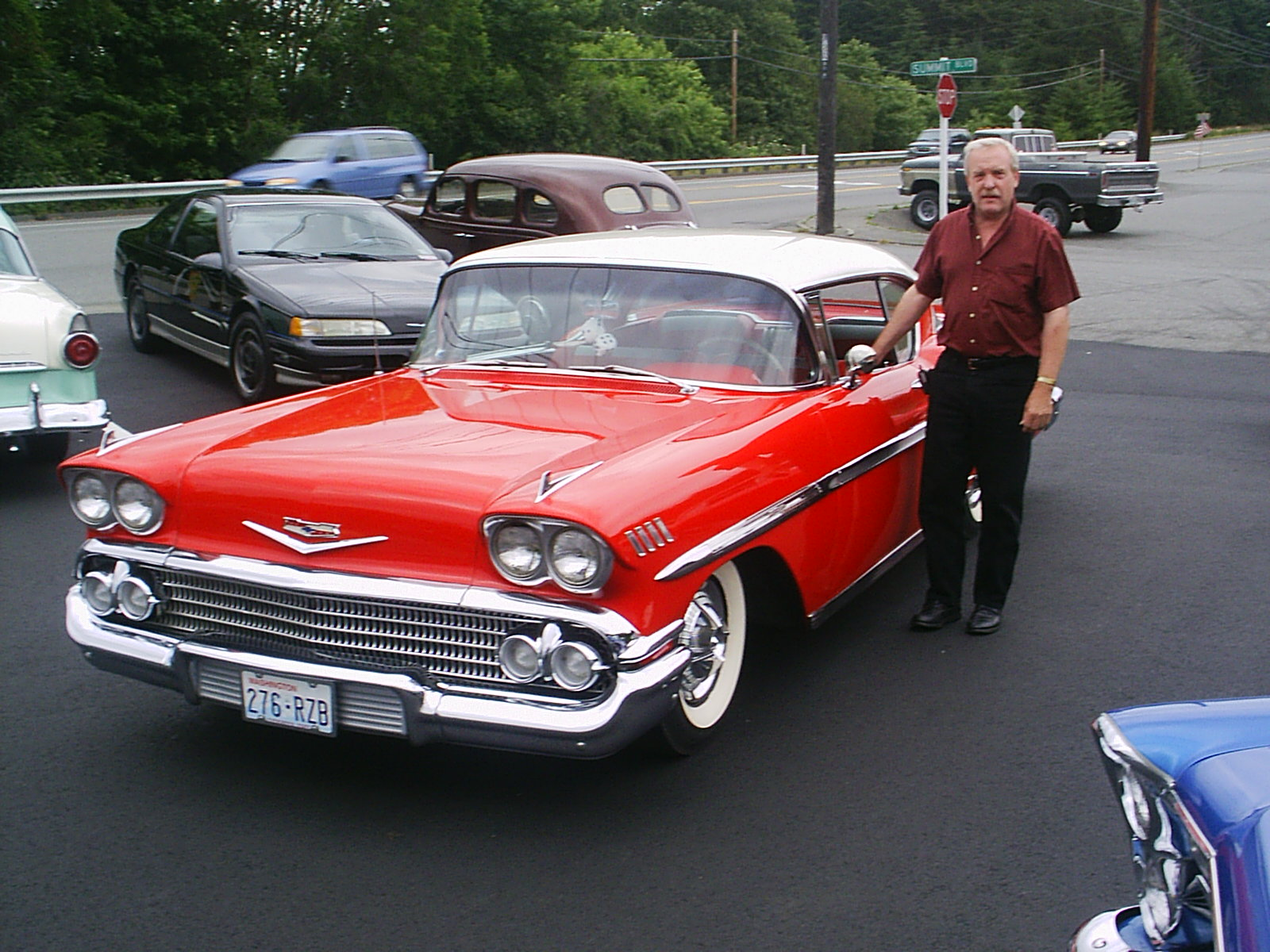 Marty Luther 1958 Chevy