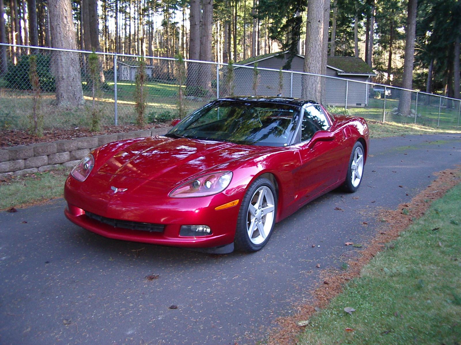 Steve Ellis 65 Chevy Corvette