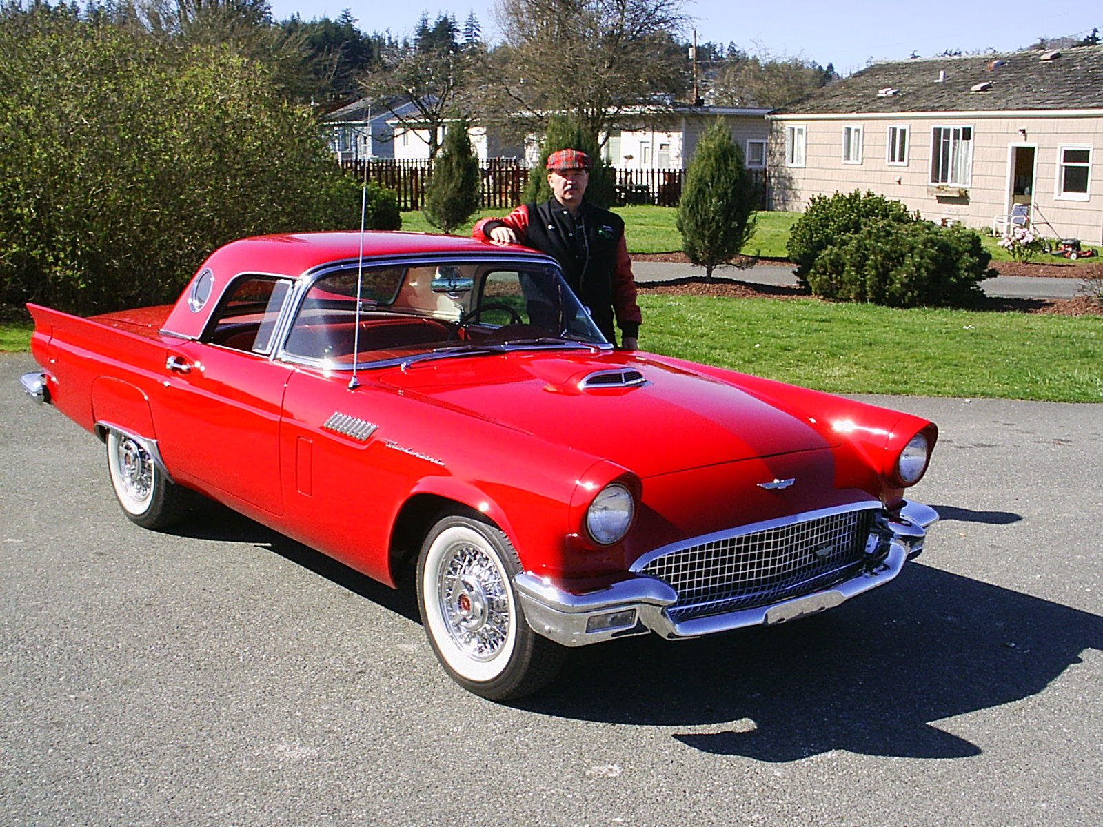 Robert McConchie 1957 Ford T-Bird
