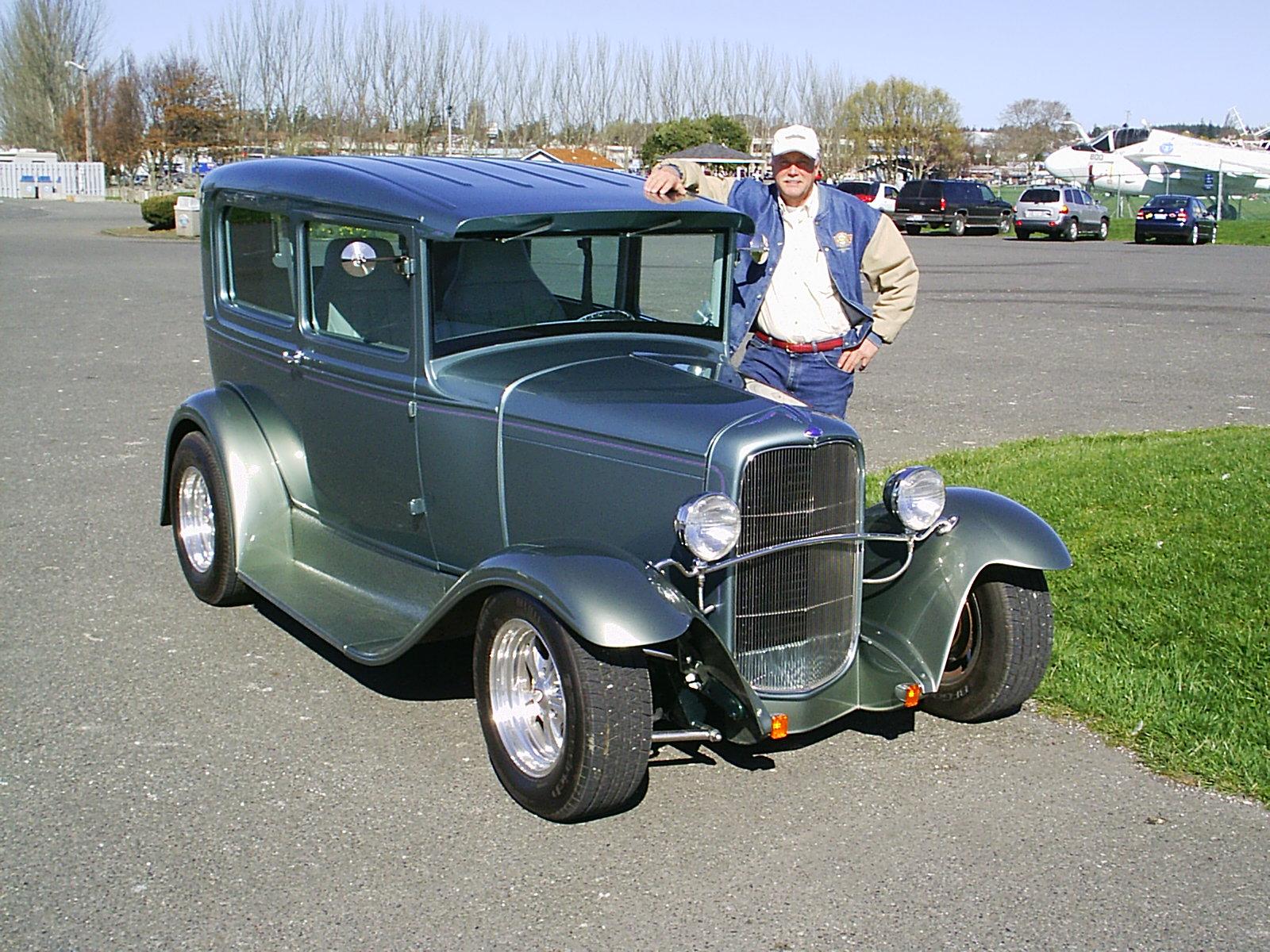 Chuck & Gail Jaeger 1930 Ford