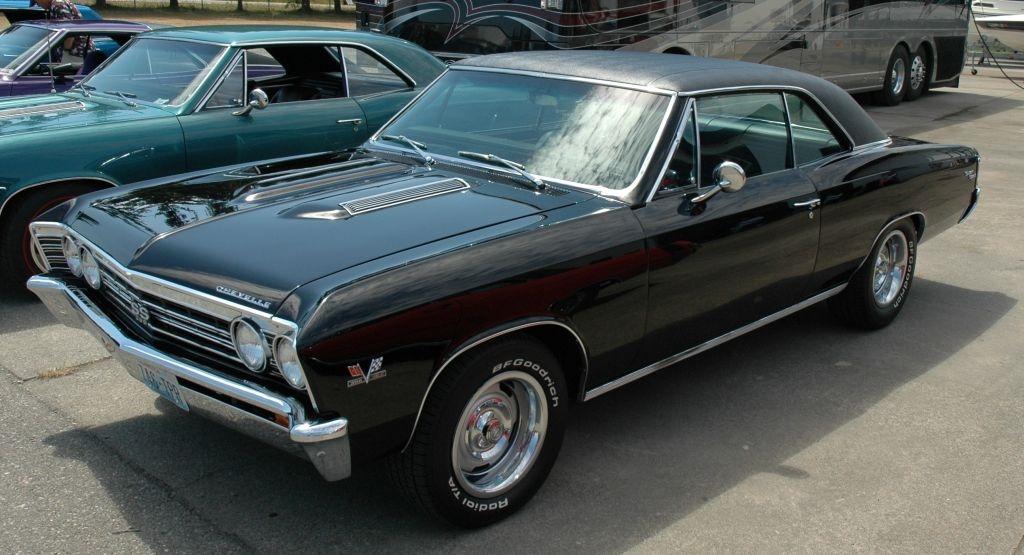 Gary Swanson 67 Chevy Chevelle