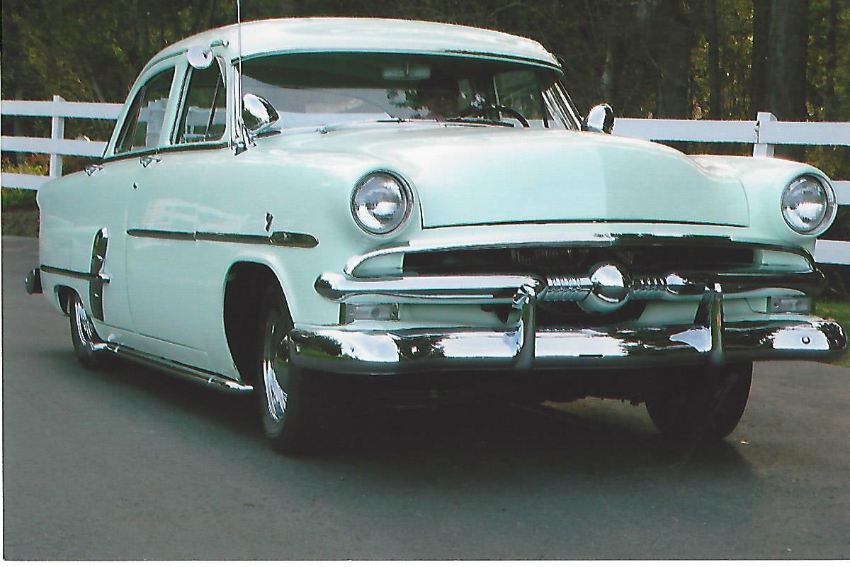 Lynn Holmes 1953 Ford