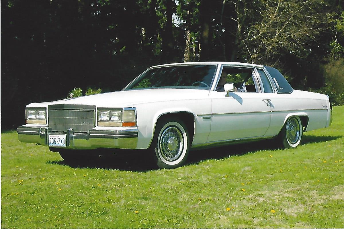 Lynn Holmes 1983 Cadillac Coupe DeVille