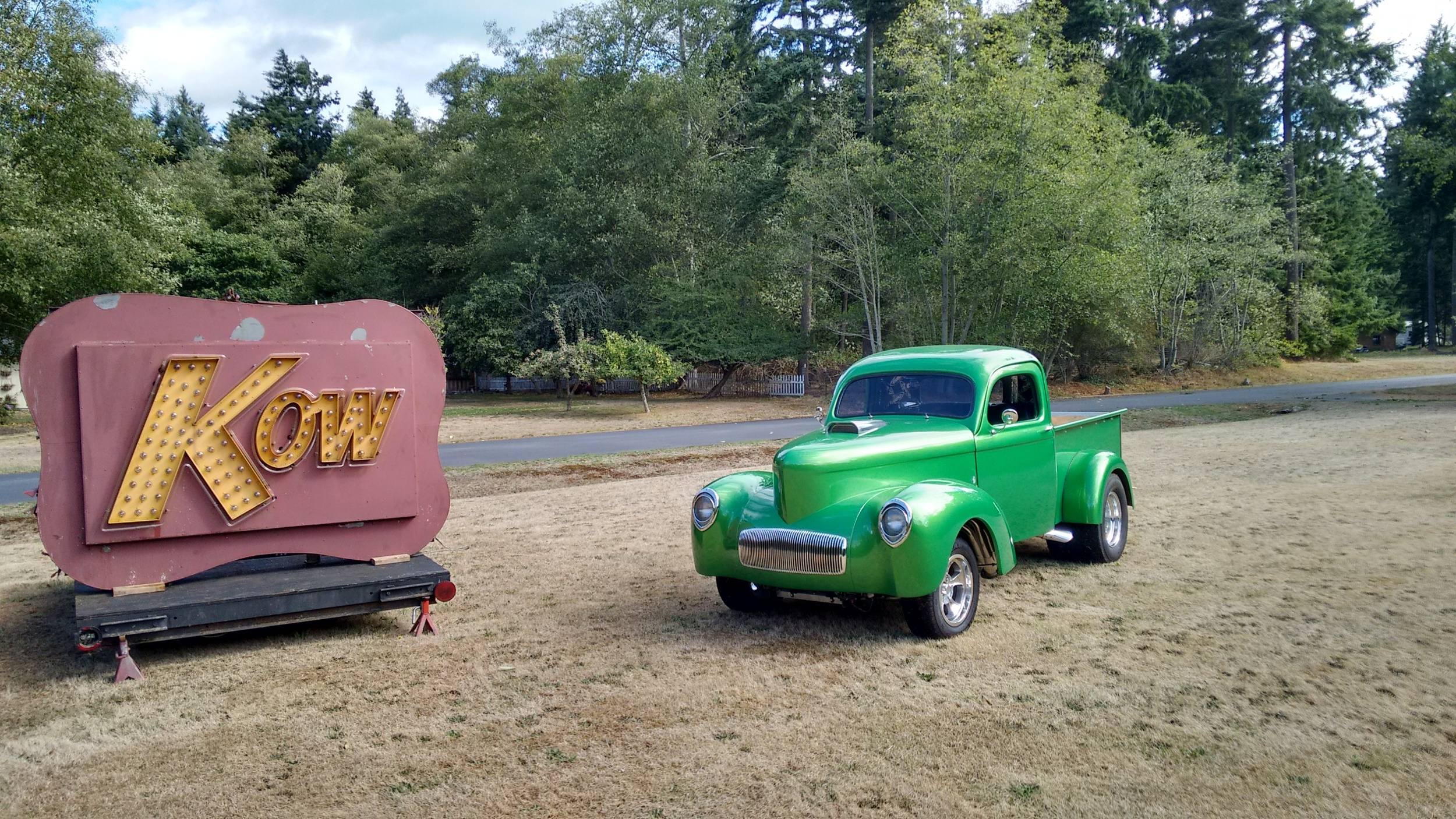 Ray Southard 1941 Willys Pickup
