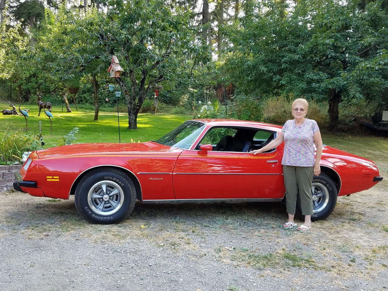 Jan Kammenga 1975 Pontiac Firebird