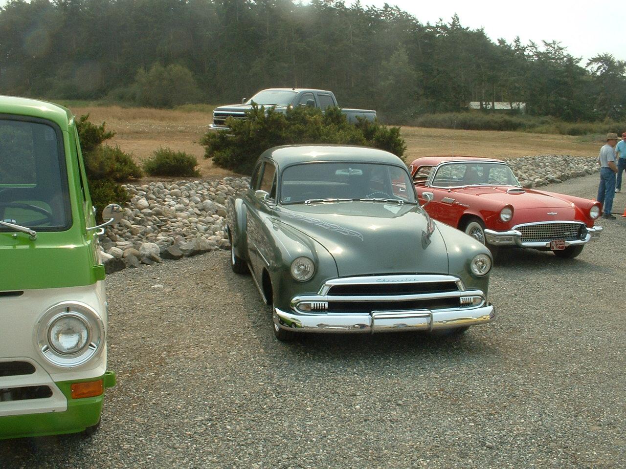 Don & Suzi Souza 1951 Chevrolet Deluxe