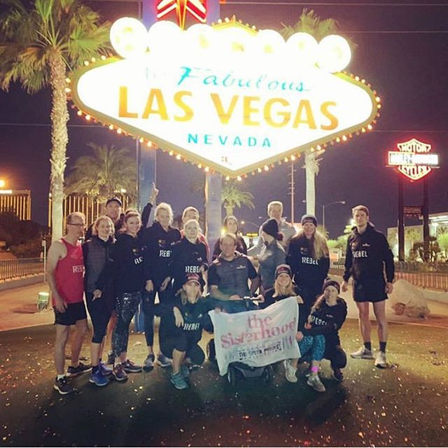 These guys are insane amazing!! Running 350 miles in under 48 hours.. LA to Vegas!!! And I'm lucky to call them friends!!! Keep on sponsoring!! https://thespeedproject2019.everydayhero.com/uk/the-sisterhood-group @thesistrhoodgroup @thespeedproject