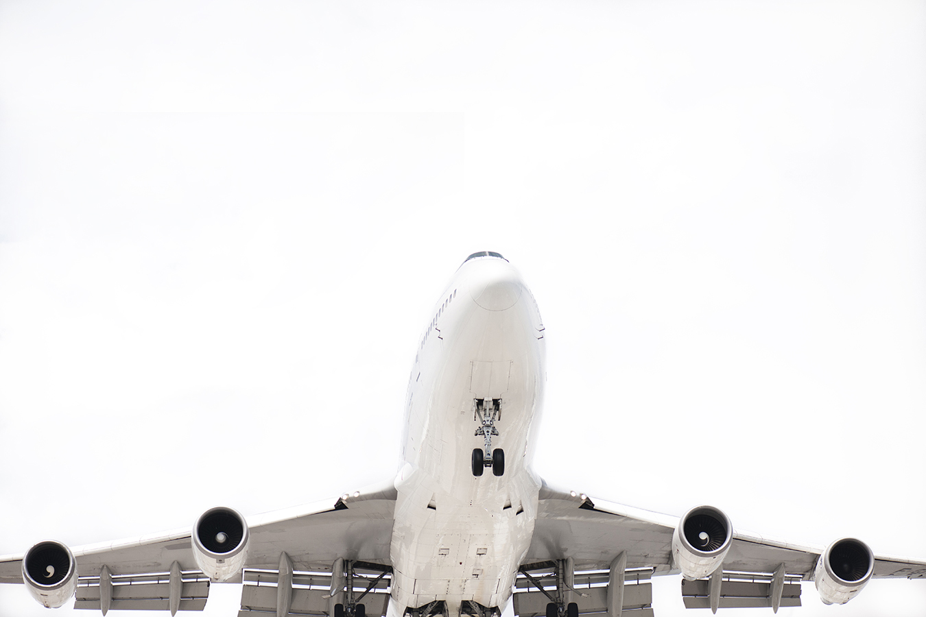 The Laird Co Air France 747 white nose wings aviation avgeek airplane airline photography for site.jpg