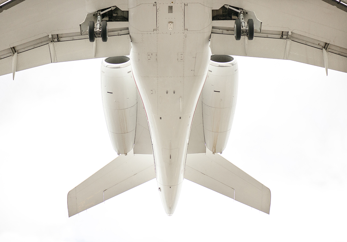 The Laird Co Gulfstream Tail Engine White on White Aviation Avgeek Airplane Lux Private Jet Photography for site.jpg