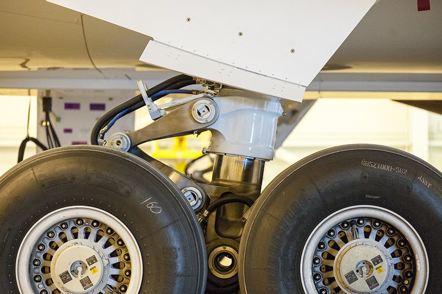 The Laird Co Air Canada B787 landing gear detail aviation avgeeka airplane airline photography for site.jpg