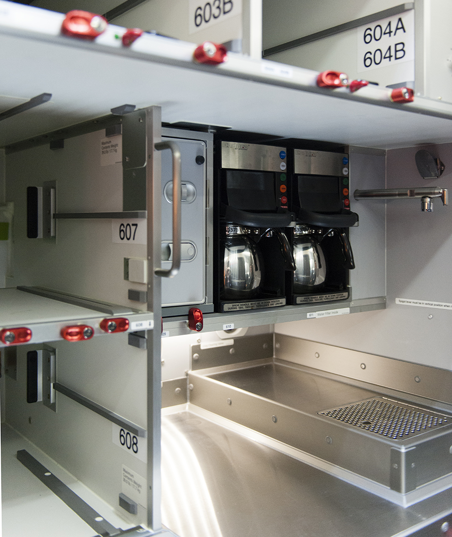 The Laird Co Air Canada b787 galley shot angle interior cabin aviation airplane airline avgeek photography for site.jpg