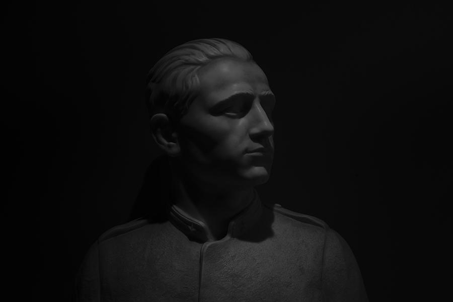 Portrait in Stone No. 8