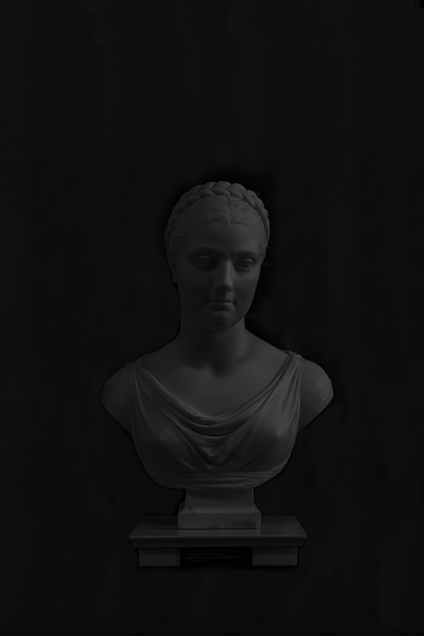 Portrait in Stone No. 10