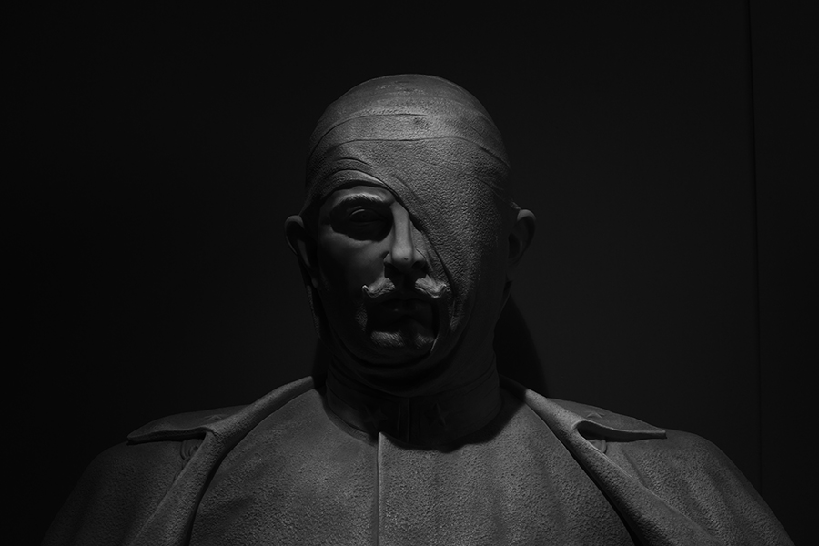 Portrait in Stone No. 9