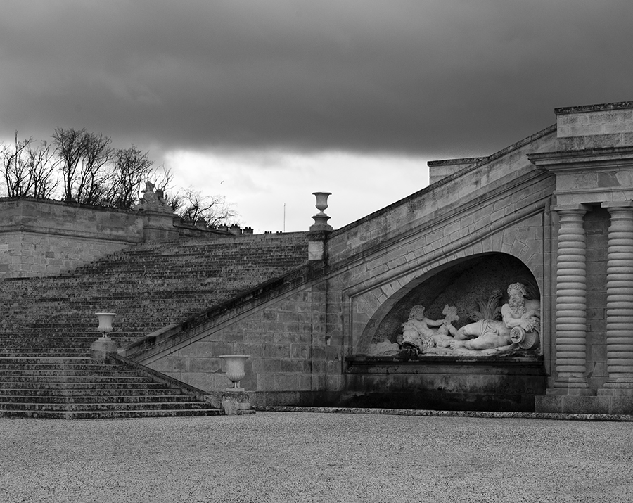 Chantilly Jardin No. 4