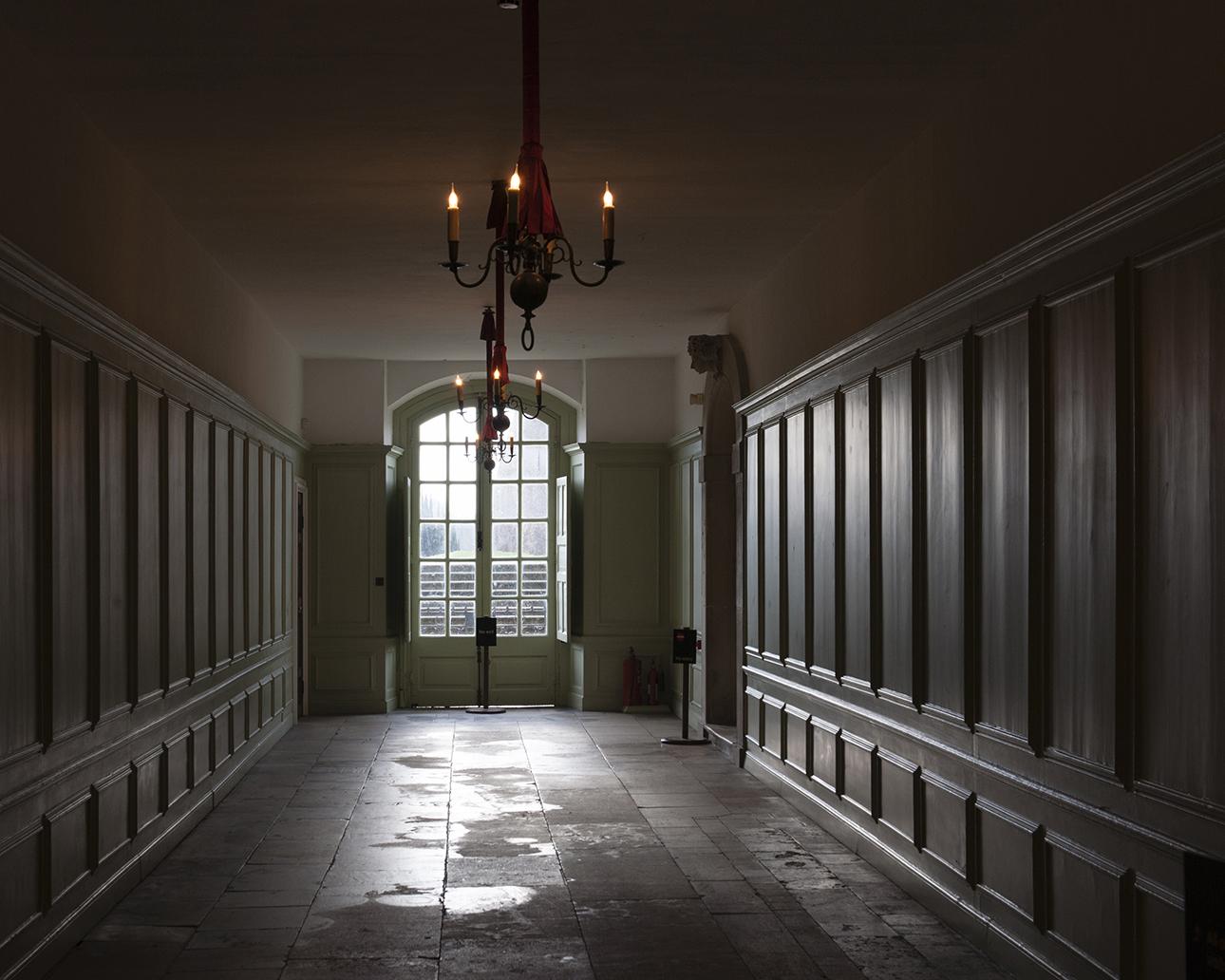 Hampton Court Interior No. 2
