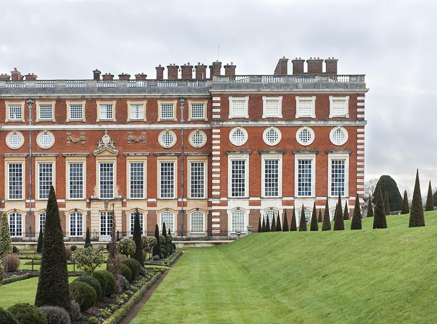 Hampton Court Garden No. 1