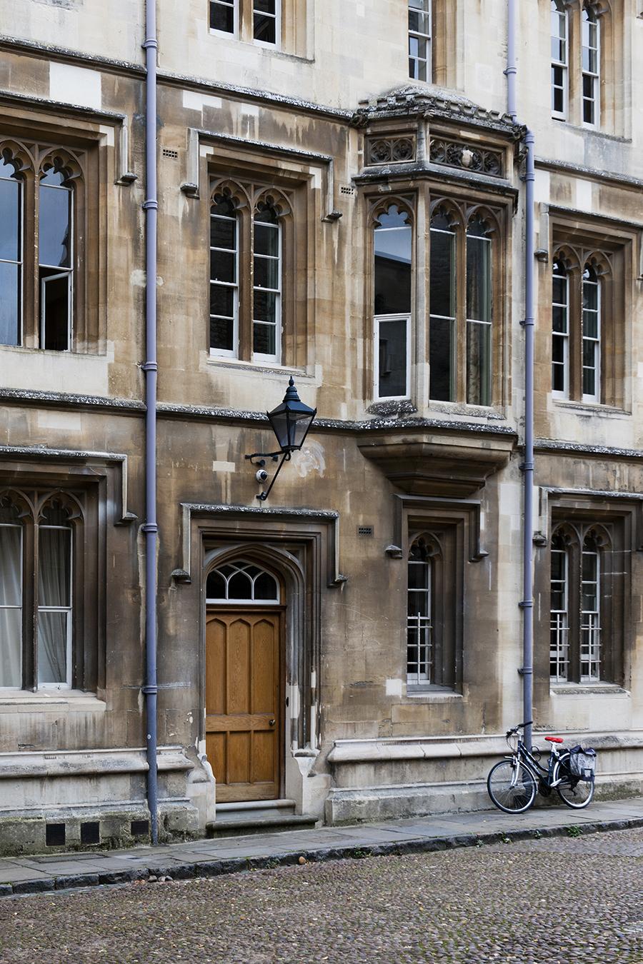 The Architecture of Oxford No. 2