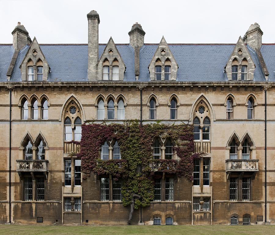 The Architecture of Oxford No. 3