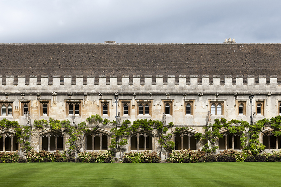 The Architecture of Oxford No. 1
