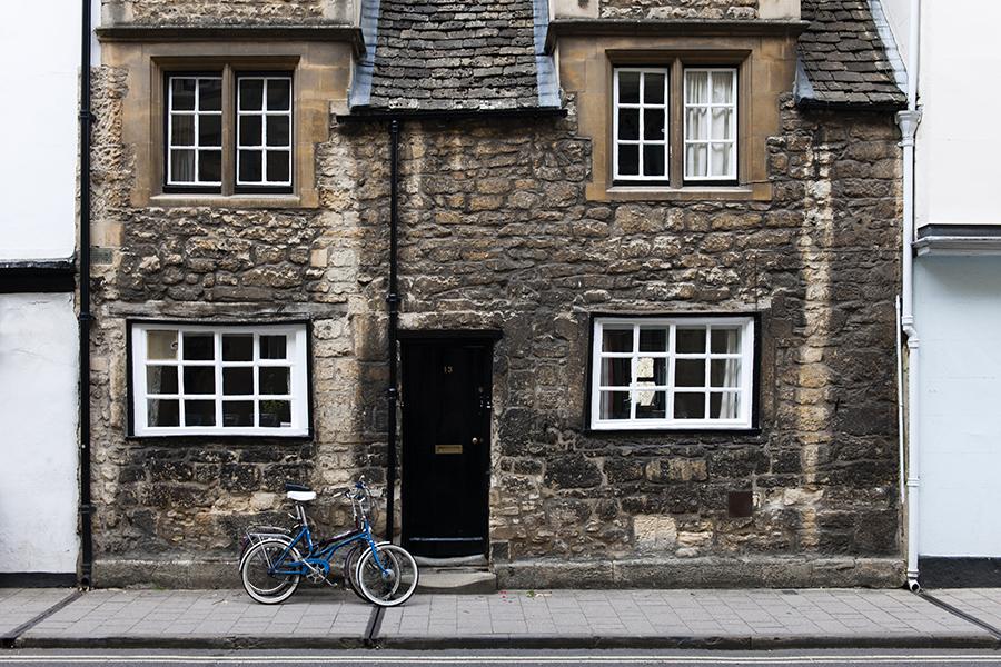 The Architecture of Oxford No. 10