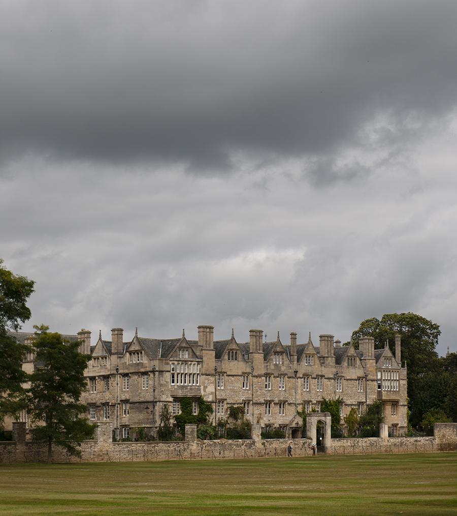 The Architecture of Oxford No. 7