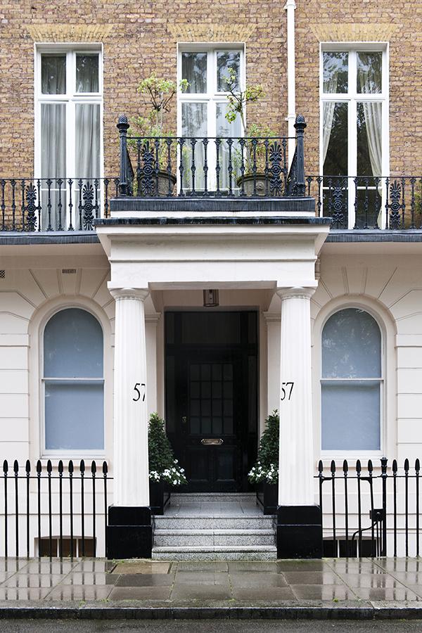 Facades of London No. 3