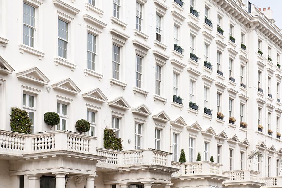Facades of London No. 6