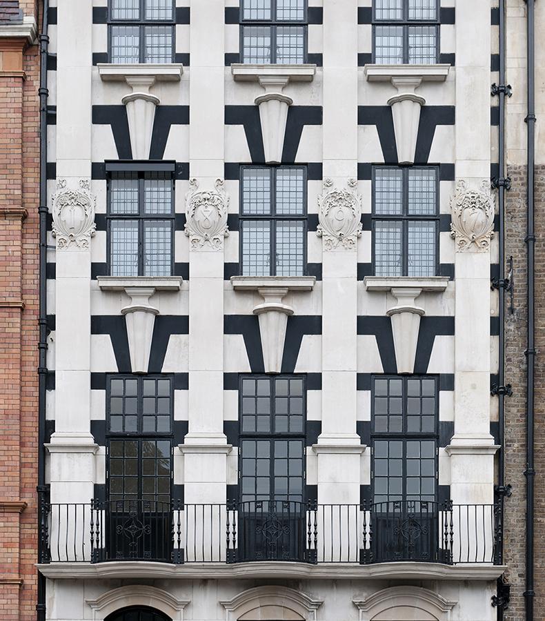 Facades of London No. 8