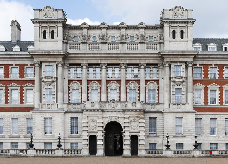Facades of London No. 15