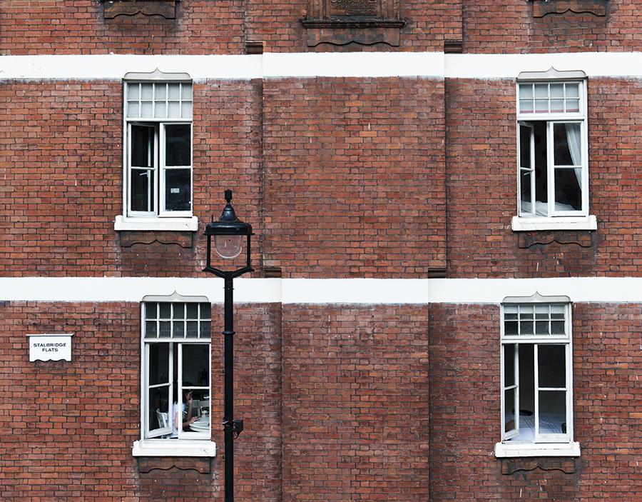 Facades of London No. 16
