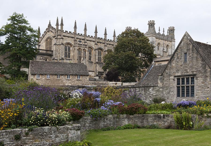 Oxford Garden No. 1