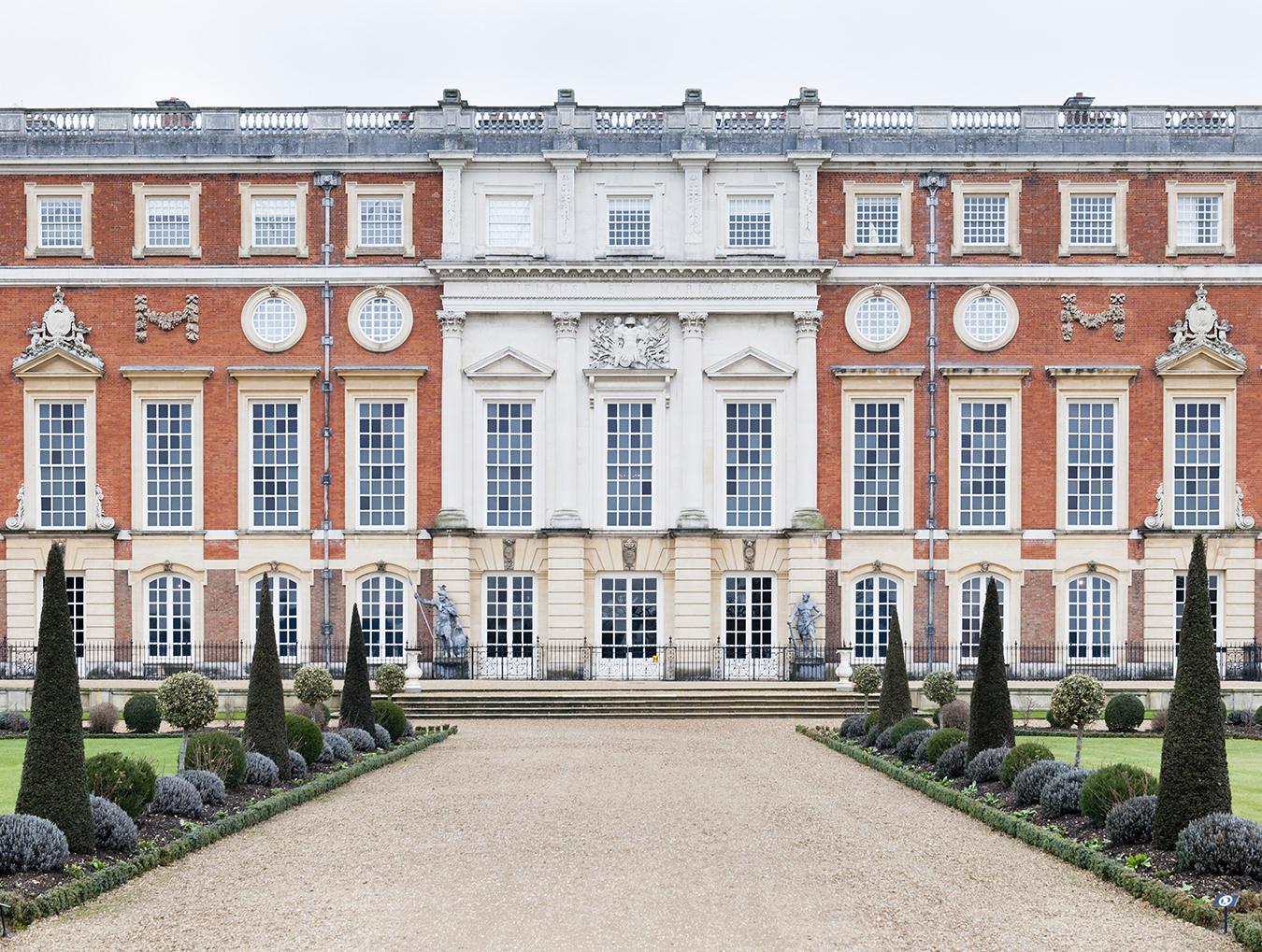 Hampton Court Elevation