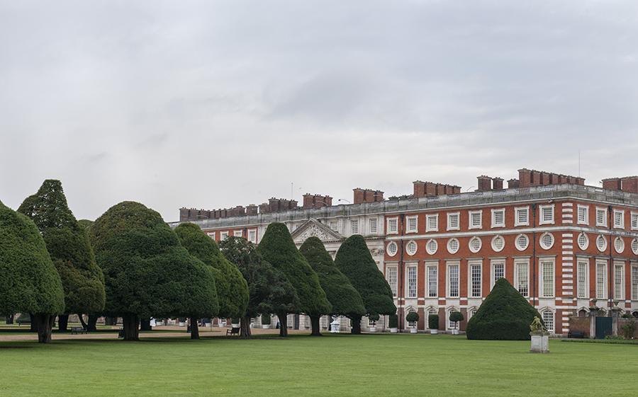Hampton Court Garden No. 2