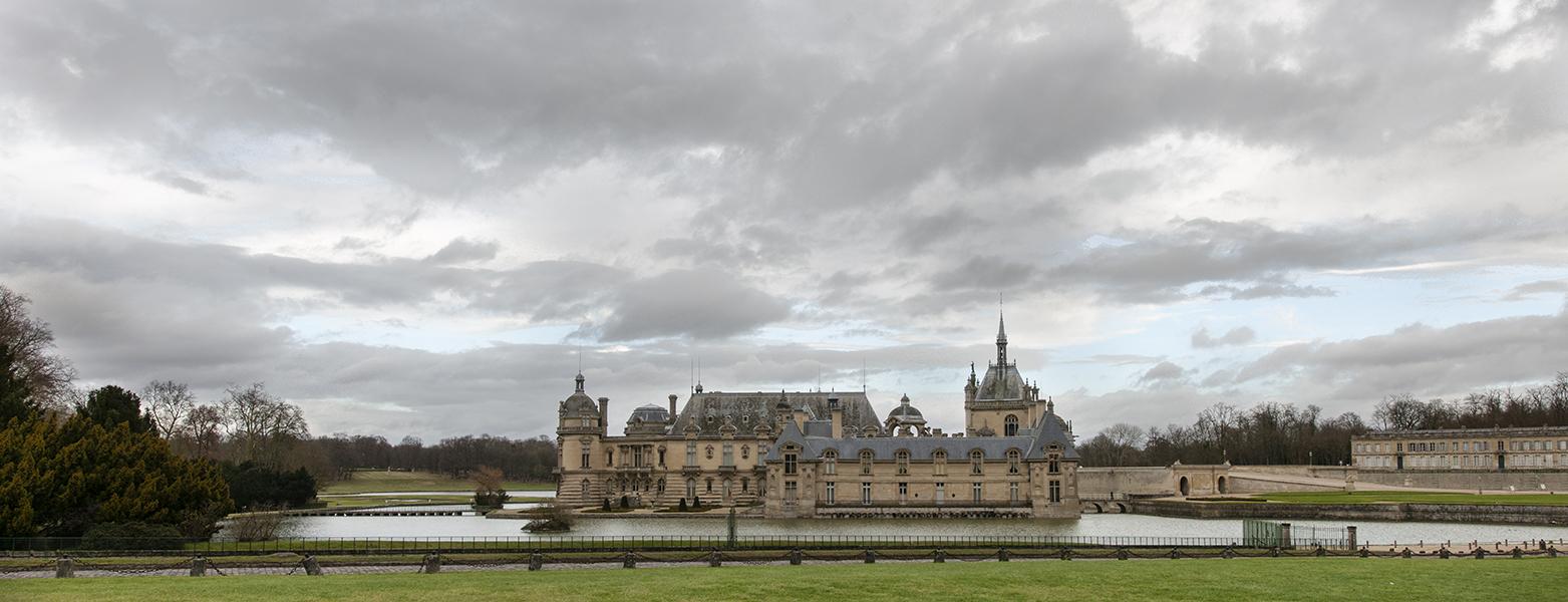 Chantilly Jardin No. 7