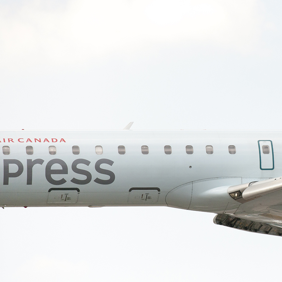 The Laird Co Air Canada Express Side aviation avgeek airplane airline photography for site.jpg