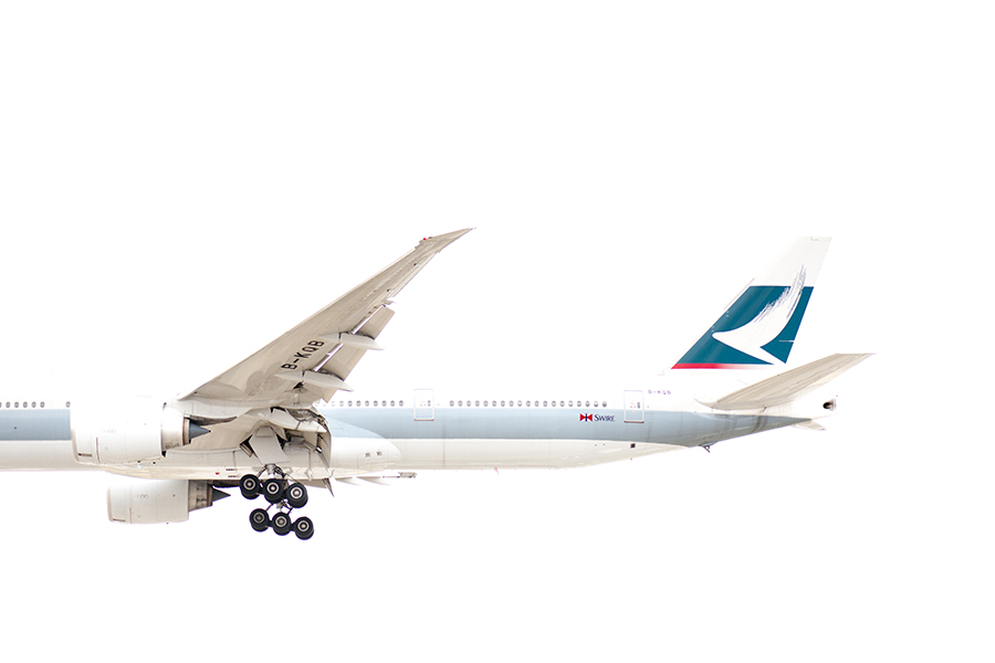 THe Laird Co Cathay 777 profile boeing aviation avgeek airplane airline photography for site.jpg