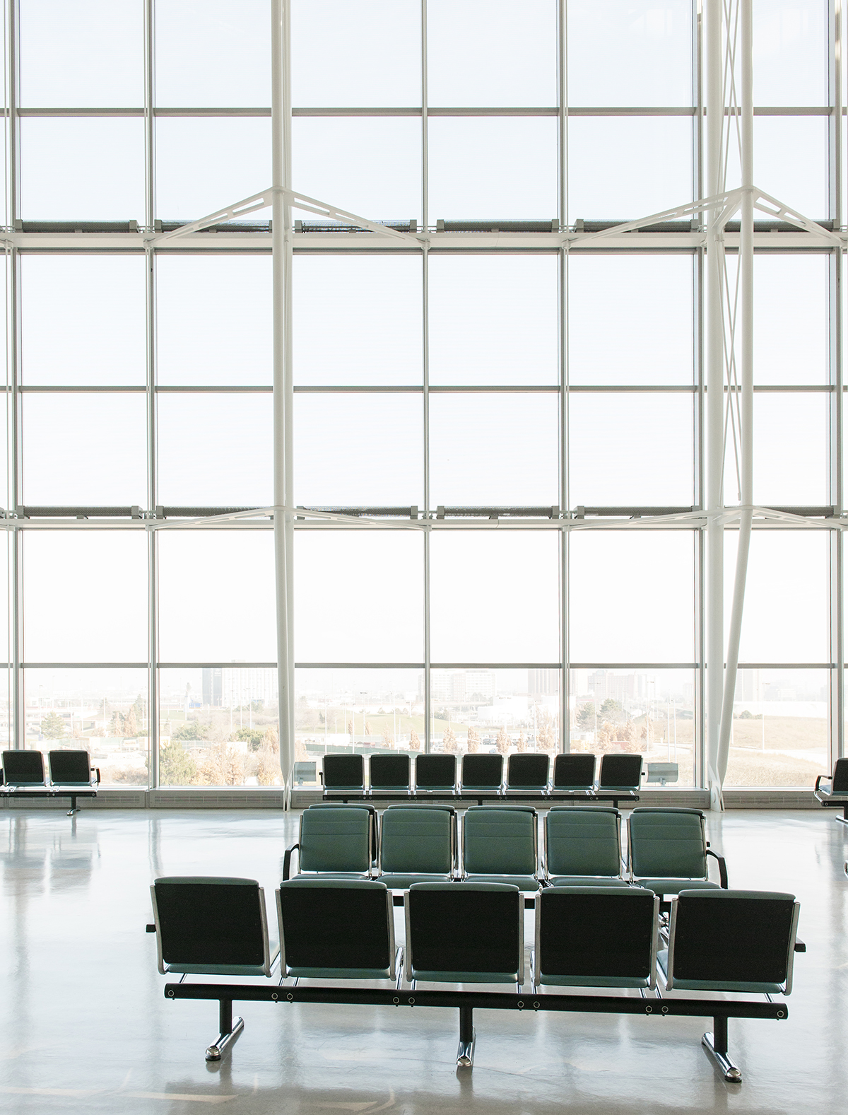 The Laird Co Pearson Airport Terminal 1 WIndow View Chairs Architecture Design Interiors Travel Photography for site.jpg